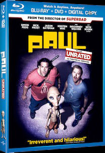 Paul DVD Blu ray DVD/Blu ray Breakdown: August 9, 2011