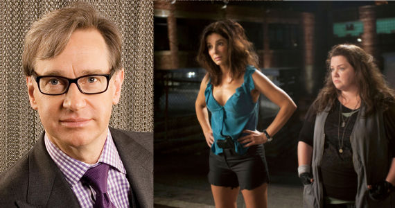 Paul Feig The Heat The Heat Director Paul Feig Developing Female Spy Comedy Susan Cooper