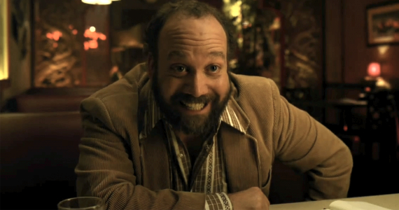 Paul Giamatti in John Dies at the End Paul Giamatti Starring in FX Dark Comedy Pilot Hoke; Based on Charles Willeford Novels