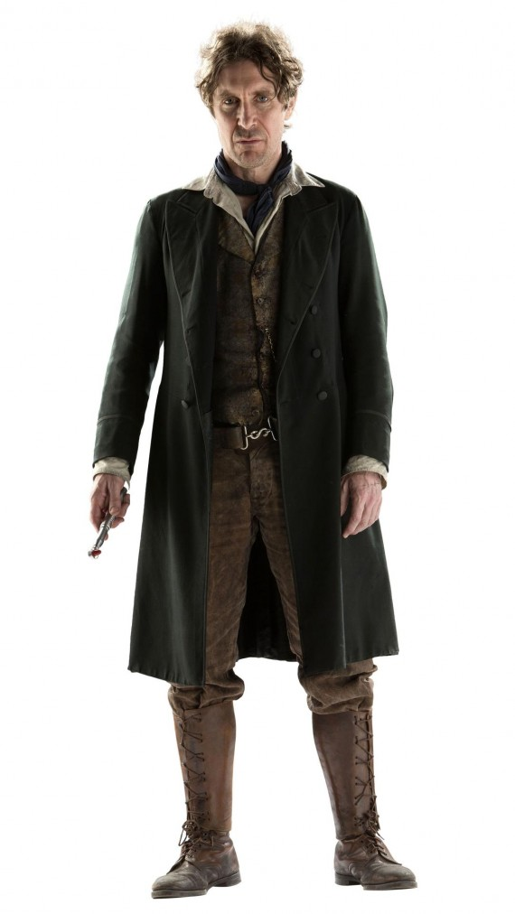 Paul McGann Night of the Doctor Who