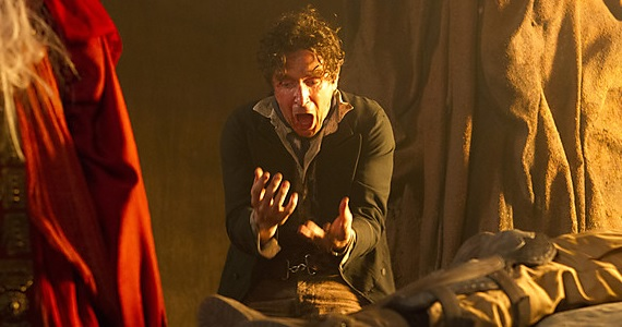 Paul McGann in The Night of the Doctor Major Doctor Who 50th Anniversary Spoiler Revealed Before Premiere