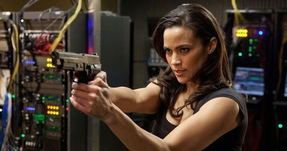 Paula Patton in 2 Guns Paula Patton in 2 Guns