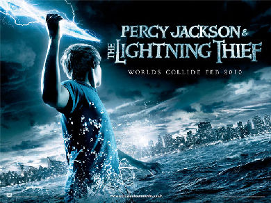Percy Jackson Lightning Thief Percy Jackson & The Lightning Thief International Trailer