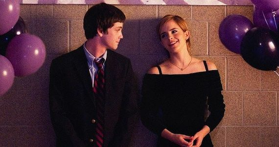 Perks of Being A Wallflower Logan Lerman Emma Watson Fifty Shades of Grey: Emma Watson is Not Playing Anastasia Steele [Updated]