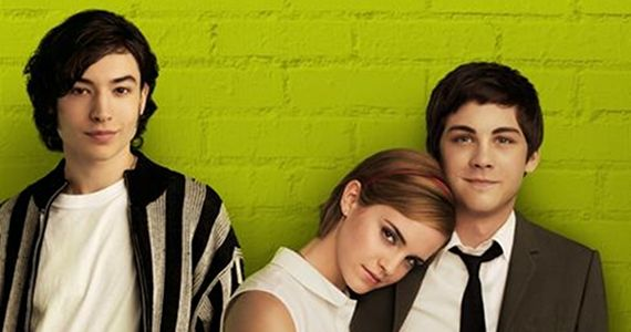 Perks of Being a Wallflower Movie Poster Screen Rants 2012 Fall Movie Preview
