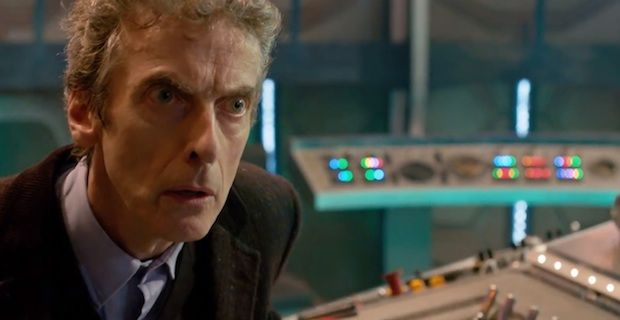Peter Capaldi Talks 'Doctor Who' S8