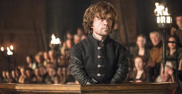 Peter Dinklage in Game of Thrones Season 4 Episode 6 Game of Thrones Does Courtroom Drama Westeros Style