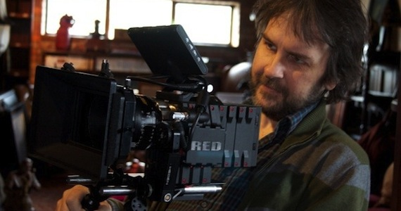 Peter Jackson 3D Camera Peter Jackson Still Plans to Direct Tintin Sequel After The Hobbit Trilogy is Finished