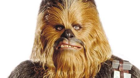 Peter Mayhew on Star Wars Disney