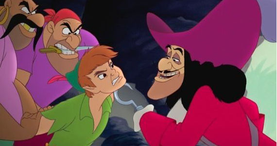 Peter Pen and Hook Javier Bardem May Play Blackbeard in Peter Pan Origin Film