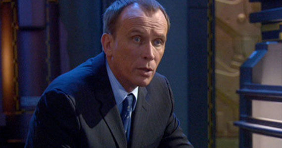 Peter Weller in Sons of Ana TV News Wrap Up: Jason Sudeikis Confirms SNL Exit, Once Upon a Time Casts Tinker Bell & More