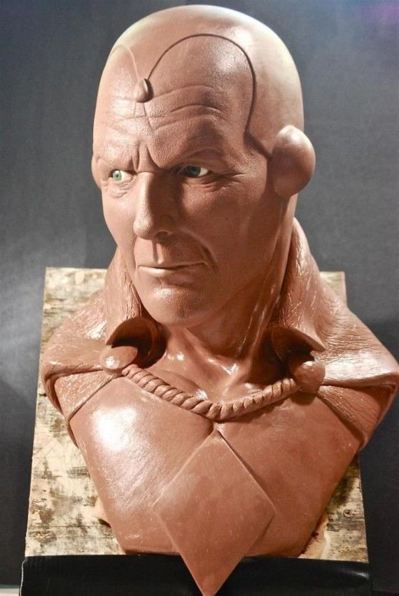 Phil Coulson as Vision 570x852 Phil Coulson as Vision