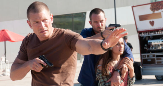 Philip Winchester Sullivan Stapleton and Amy Leigh Hickman in Strike Back S3E10 Cinemax Strike Back Season 3 Finale Review