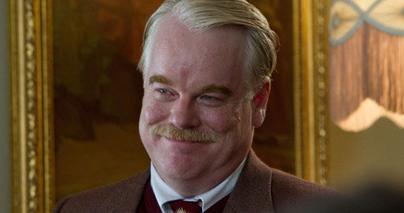 Phillip Seymour Hoffman in  TV News Wrap Up: The Simpsons Syndication, Whose Line Is It Anyway? Season 2 & More