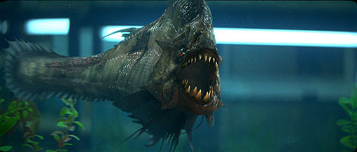Piranha 3D First Pic Piranha 3D Sequel Gets New Title, Director, Writers & Release Date