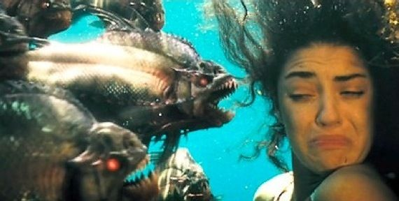 Piranha 3D Sequel is a go Piranha 3D Sequel Gets New Title, Director, Writers & Release Date