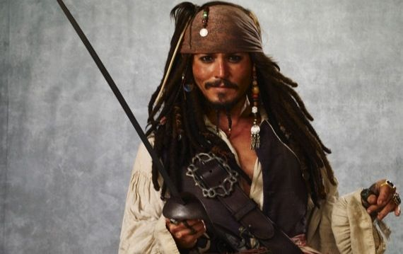 Pirates of the Caribbean On Stranger Tides movie images