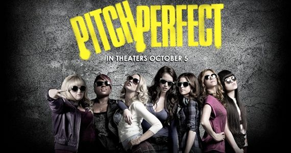 Pitch Perfect Movie Poster 2012 Screen Rants 2012 Fall Movie Preview