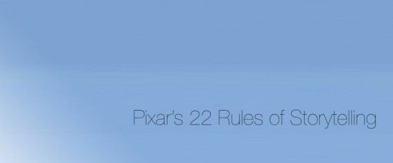 Pixar's 22 Rules of Storytelling 570x237 SR Geek Picks: Top 10 Craziest Movie Characters, GTA V Mythbusters & More!