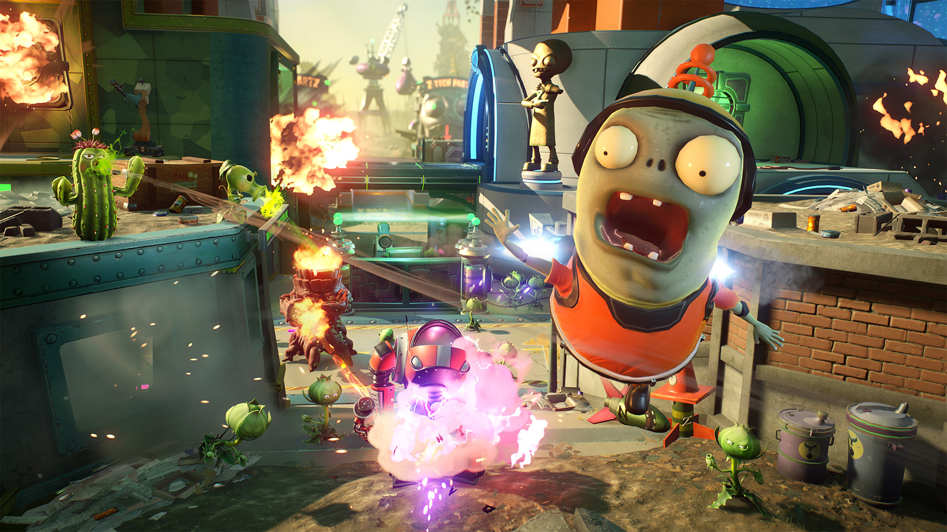 Plants Vs Zombies Garden Warfare 2 Is A Great Sequel
