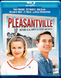 Pleasantville DVD blu ray box art DVD/Blu ray Breakdown: February 1st, 2011
