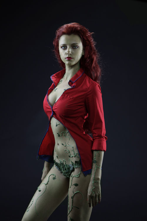 Poison Ivy Arkham City SR Geek Picks: Batman Cant Stop Thinking About Sex, Inner City Wizard School, Korra Rises & More!