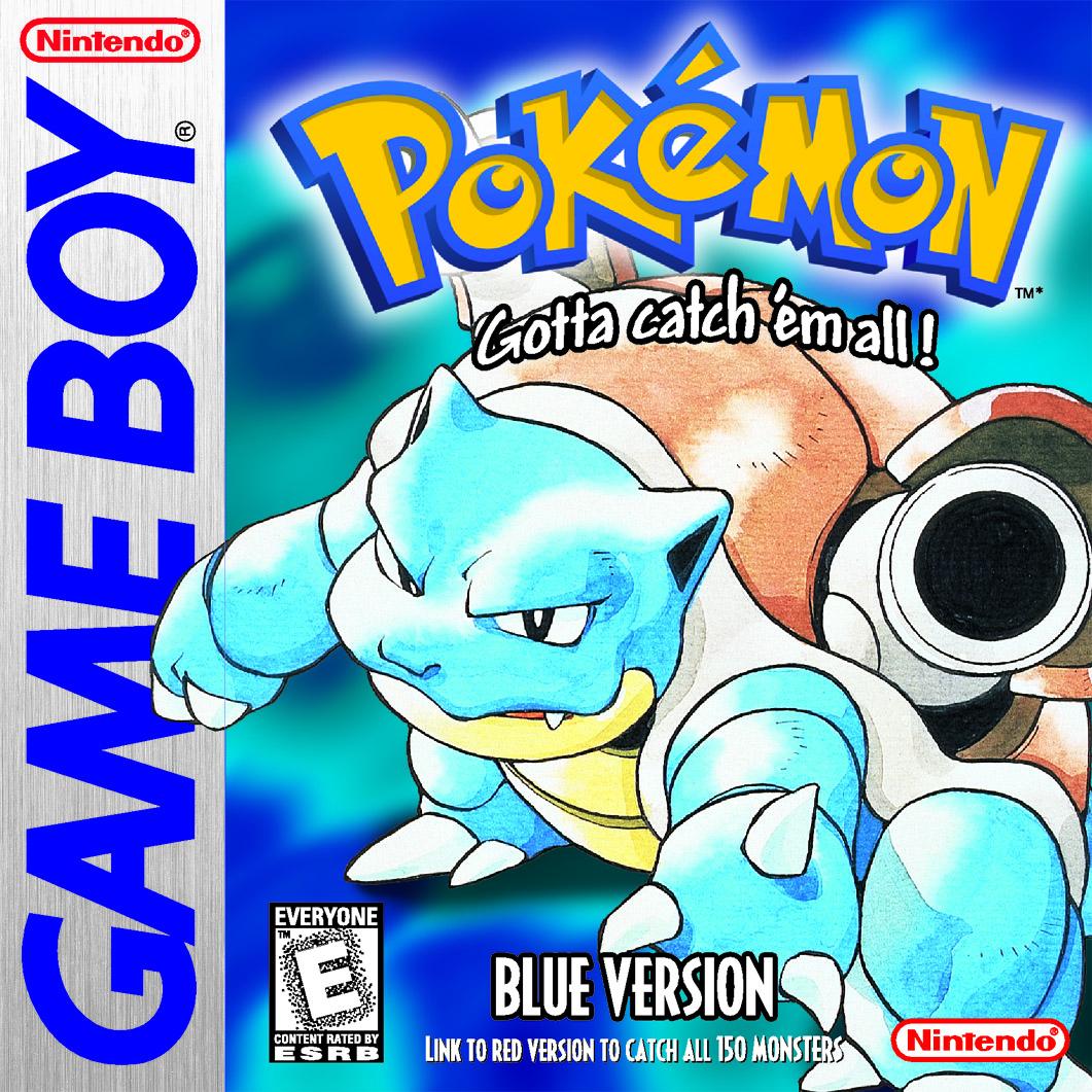 Pokemon Red Blue 3ds 20th Anniversary