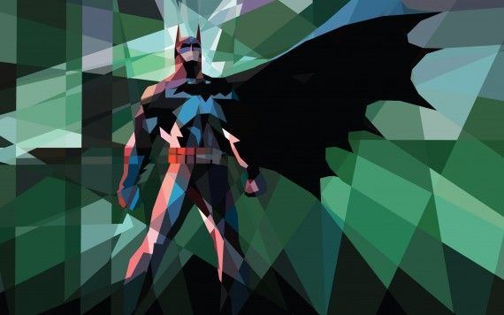 Polygon Batman 570x356 SR Geek Picks: Skyfall/Star Trek 2 Mashup, Reality TV Game of Thrones & More