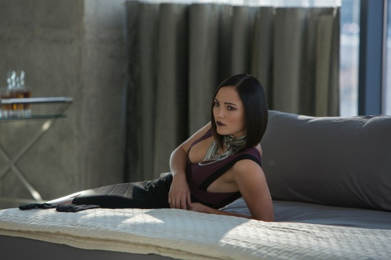 Pom Klementieff in OldBoy 570x379 New OldBoy Clip and Images, Writer & Cast Defend Spike Lees Remake