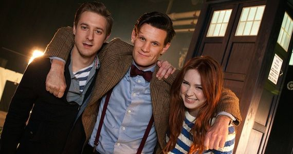 Pond Life Doctor Who Doctor Who Companions Get Pond Life Online Miniseries Ahead of Season 7
