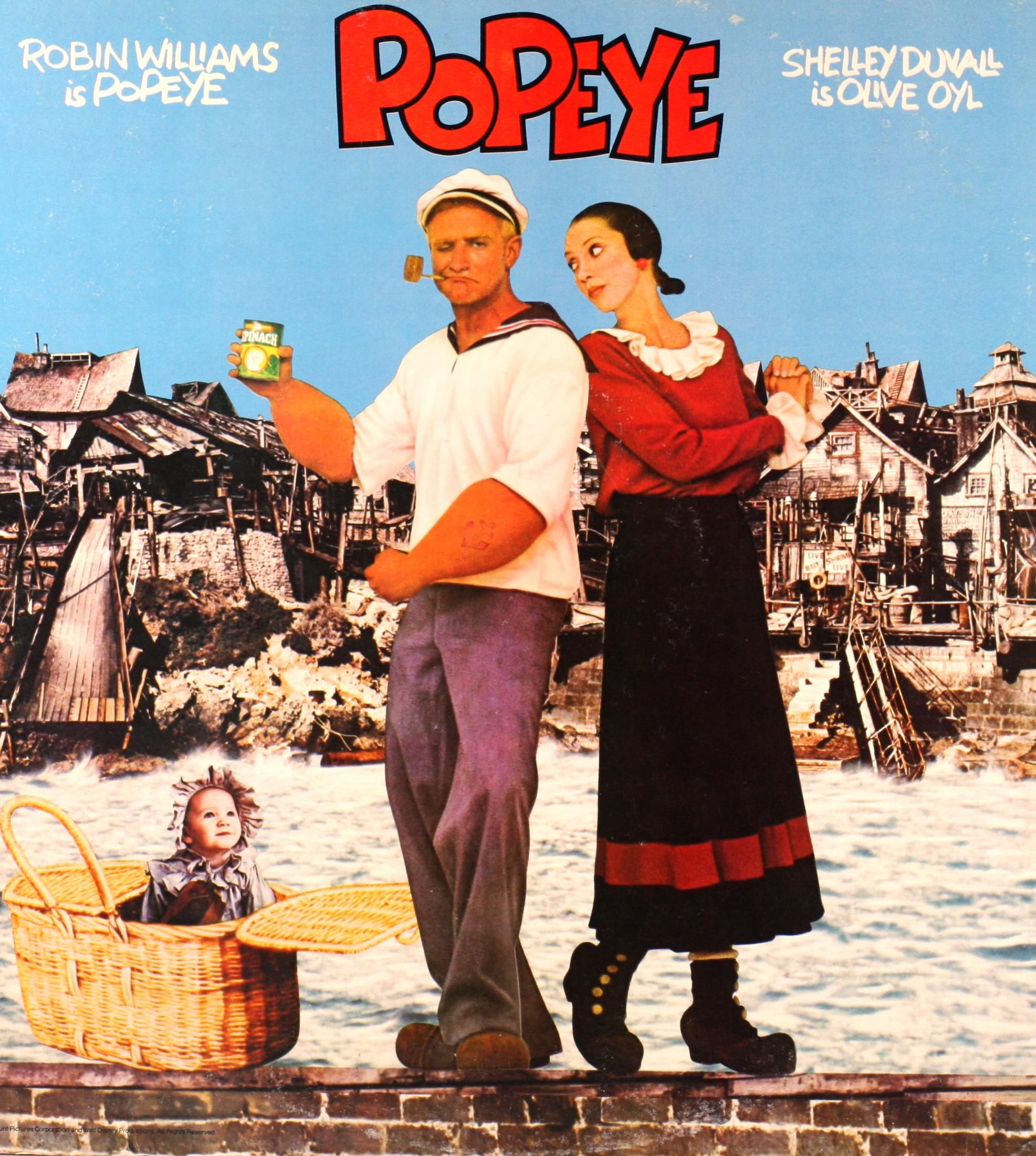 Popeye Animated Movie Lands a New Screenwriter