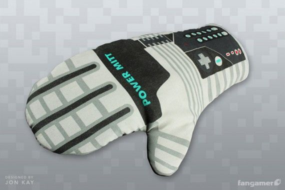 Power Glove Oven Mitt 570x380 Power Glove Oven Mitt