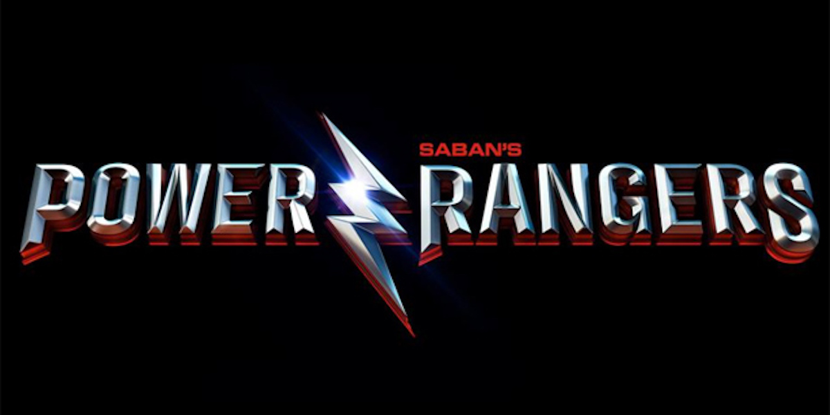 Image result for power rangers 2017 logo