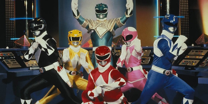 Power Rangers Reboot 2017 'power Ranger' Reboot Moves to
