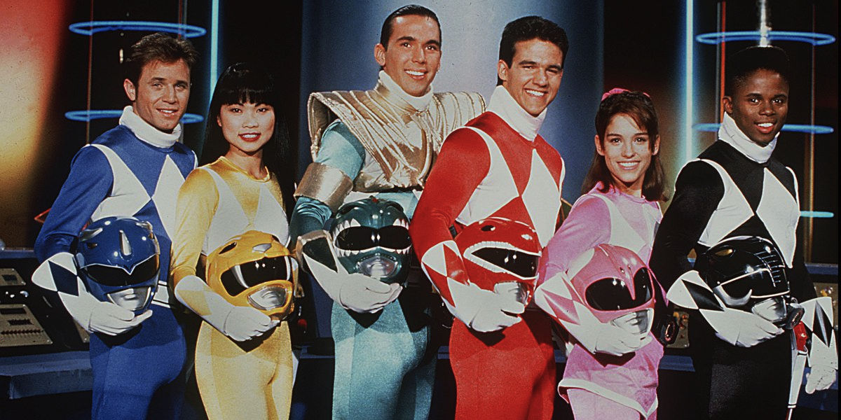Power Rangers Reboot 2017 'power Rangers' Rumor Reboot