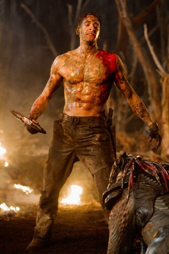 Predators 5 Adrien Brody Talks Predators Sequel & Being an Action Hero