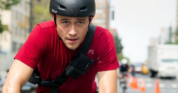 Premium Rush Joseph Gordon Levitt Premium Rush Star and Director Talk NYC Bicycle Culture & Survival Skills