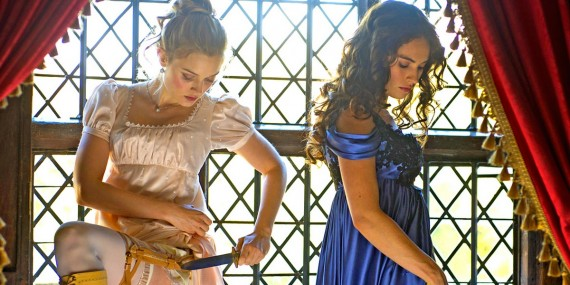 Pride and Prejudice and Zombies: Meet the Bennet Sisters