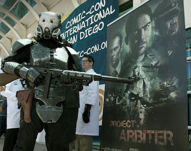 Project Arbiter Comic Con New Project Arbiter Trailer & Interviews: Sci fi Meets History