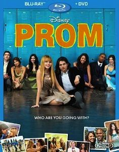 Prom DVD Blu ray DVD/Blu ray Breakdown: August 30, 2011
