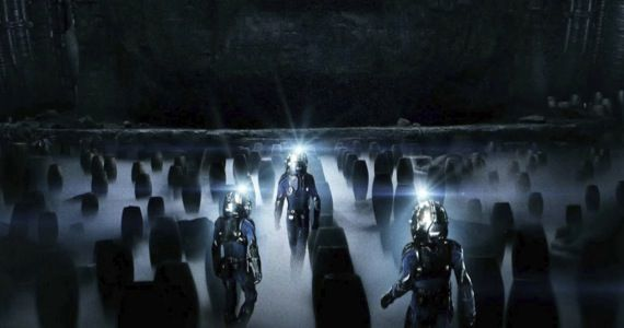 Prometheus Early Reviews First Prometheus Reviews Emerge Online