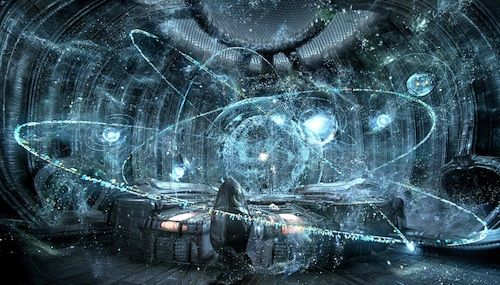 Prometheus Movie Space Map Prometheus Review