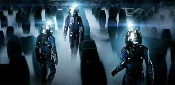 Prometheus viral video Michael Fassbender Talks Prometheus & Androids Who Highlight Their Hair