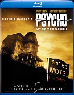 Psycho Blu ray box art 15 Must Own Blu rays of 2010