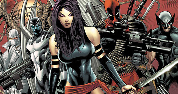 Psylocke Deadpool Wolverine Archangle Uncanny X Force Which Five Characters Will Form The X Force Movie Roster?