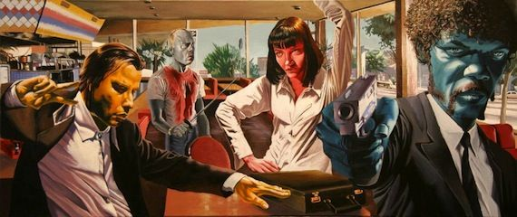 Pulp Fiction art 10 Movies That Need a Blu ray Release