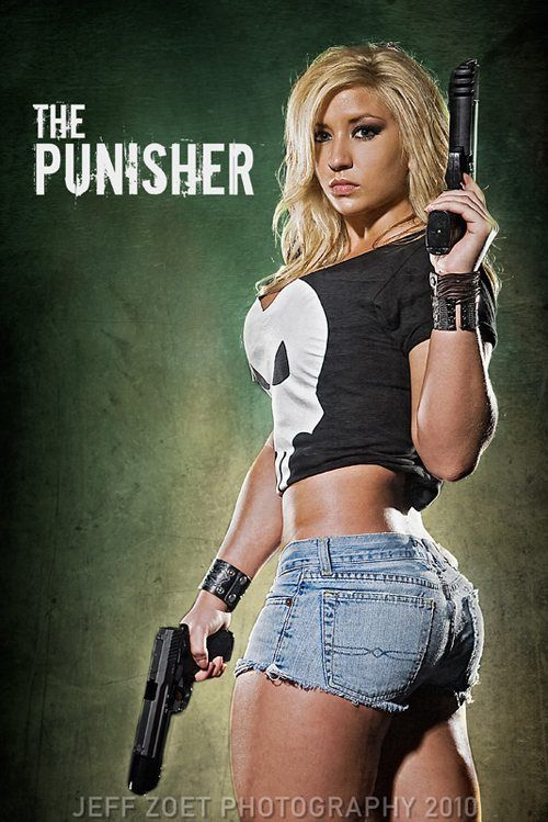 Punisher Cosplay SR Geek Picks: Bane After Batman, Batgirl Trailer, Dark Knightfall Short Film & More