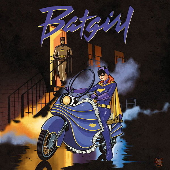 Purple Rain Batgirl SR Geek Picks: Iron Man 3/Skyfall Trailer Mashup, Retro TV Credits & More