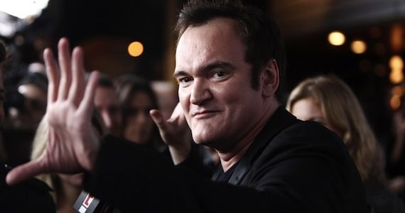 Quentin Tarantino Smaller Film Movie News Wrap Up: Jan 26 2013