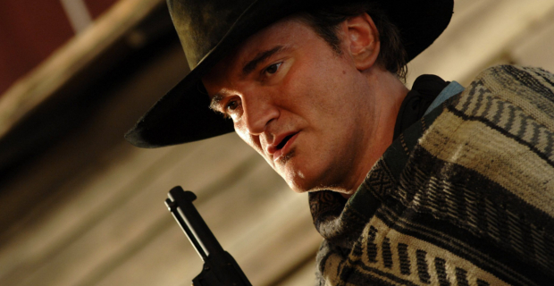 Quentin Tarantino in Sukiyaki Western Django Tarantinos New Western Called Hateful Eight; May Start Filming This Summer